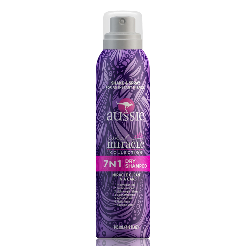 Aussie Total Miracle Collection 7N1 Dry Shampoo