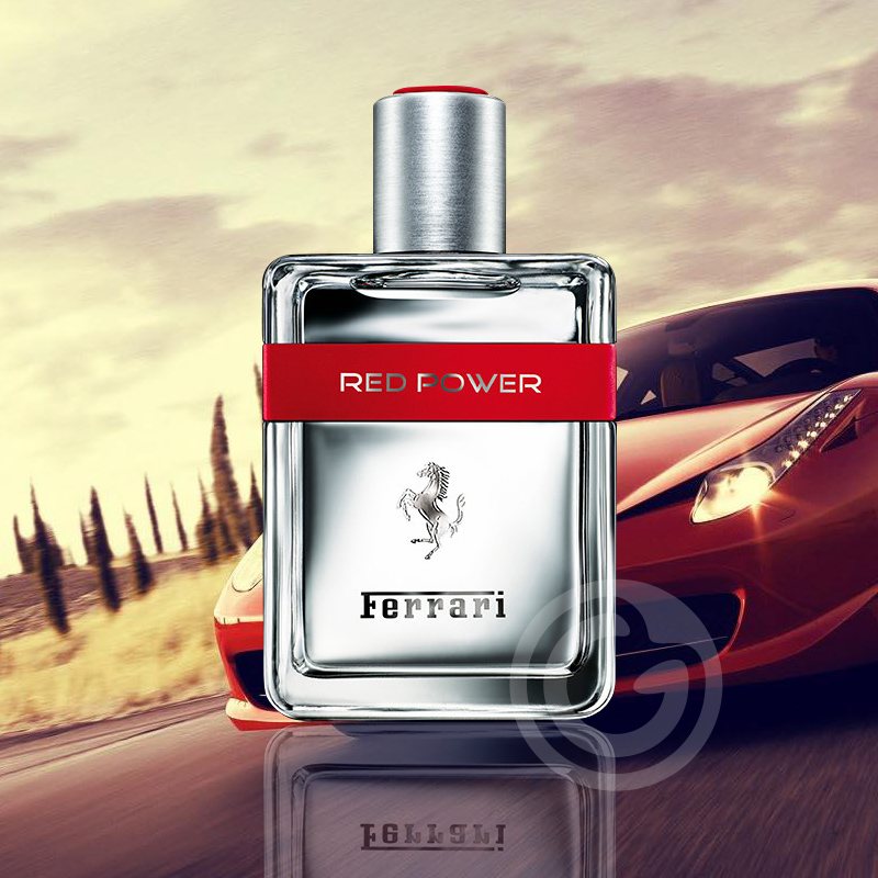 Perfume Ferrari Red Power Eau de Toilette Masculino ...