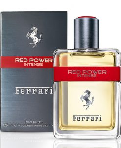 Ferrari Red Power Intense 125 mL