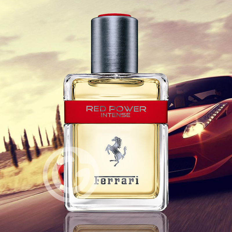 Ferrari Red Power Intense Eau de Toilette Perfume ...
