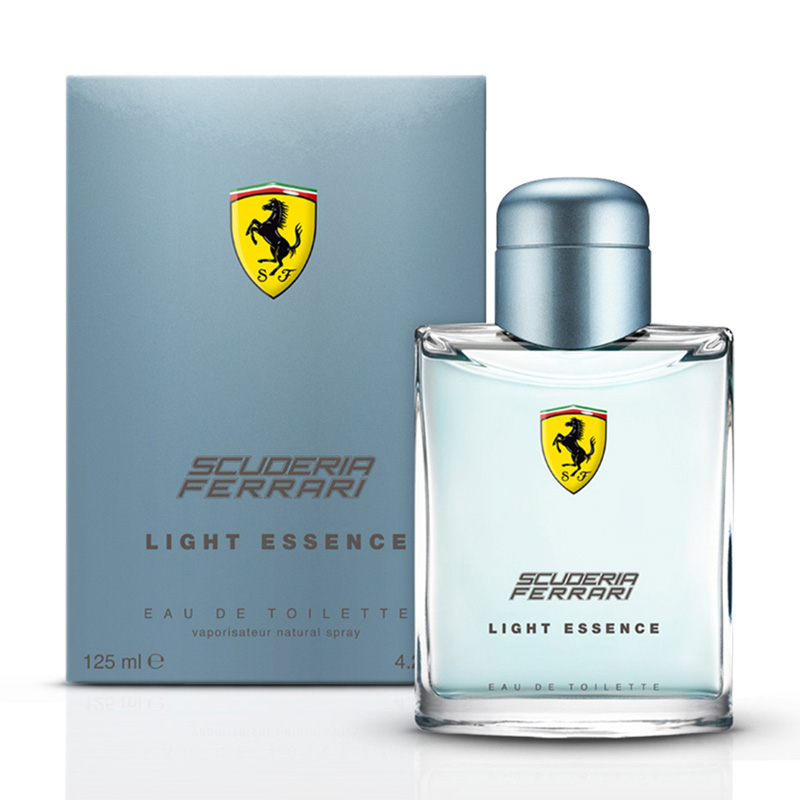 Scuderia Ferrari Light Essence 125 mL