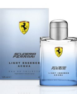 Scuderia Ferrari Light Essence Acqua 125 mL
