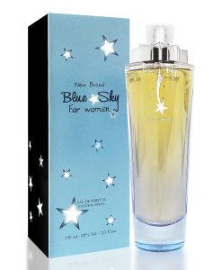 Perfume New Brand Blue Sky For Women Eau De Parfum Feminino 100ml
