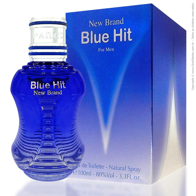 Blue Hit New Brand