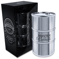 Perfume Master of New Brand Essence Platinum EDT Masculino 100ml