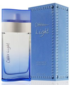 Perfume Ohh Light New Brand Eau De Parfum Feminino 100ml