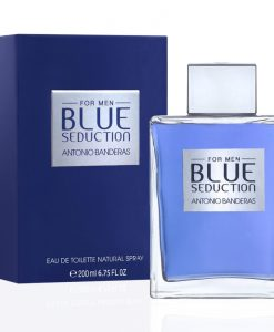 Blue Seduction For Men Antonio Banderas Eau De Toilette Masculino