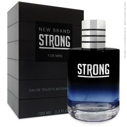 Strong New Brand Eau de Toilette Masculino