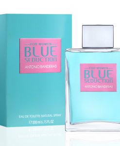 Blue Seduction For Women Antonio Banderas Eau De Toilette Feminino
