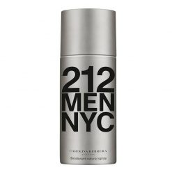 212 NYC MEN Carolina Herrera Desodorante Perfumado 150ml