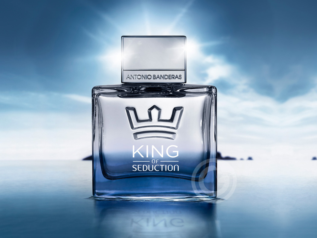 King of Seduction Antonio Banderas Eau De Toilette Masculino
