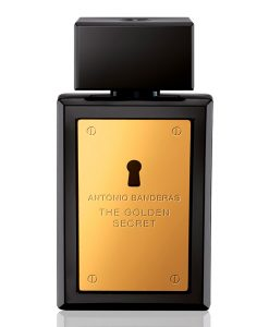 The Golden Secret Antonio Banderas Eau De Toilette Masculino