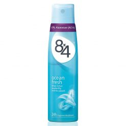 8x4 Ocean Fresh Spray Blue Lotus Desodorante Perfumado