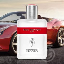 Perfume Ferrari Red Power Ice 3 Eau de Toilette Masculino