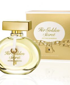 Her Golden Secret Antonio Banderas Eau De Toilette Feminino