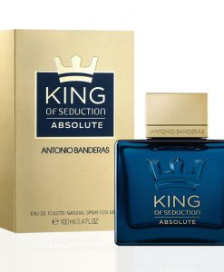 King of Seduction Absolute Antonio Banderas Eau de Toilette