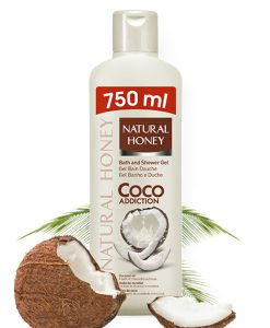 Revlon Natural Honey Coco Addiction Shower Gel - 750 ml