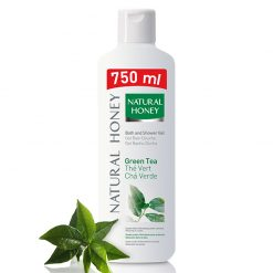 Revlon Natural Honey Green Tea Shower Gel - 750 ml