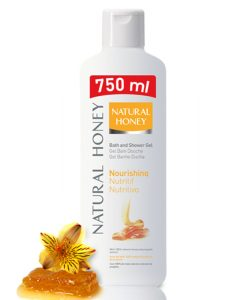 Revlon Natural Honey Extra Nourishing - 750 ml