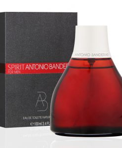 Spirit For Men Antonio Banderas Eau De Toilette