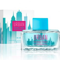 Urban Seduction Blue for Women Antonio Banderas Eau de Toilette