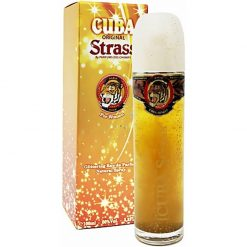 Perfume Cuba Strass Jungle Tiger Eau de Parfum Feminino 100ml