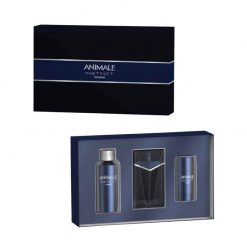 Kit Animale Instinct Homme + Body Spray + Desodorante