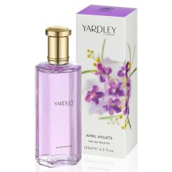 Perfume April Violets Yardley Eau de Toilette Feminino