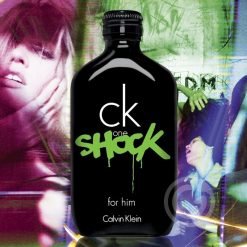 Perfume Ck One Shock for Him Calvin Klein Eau de Toilette