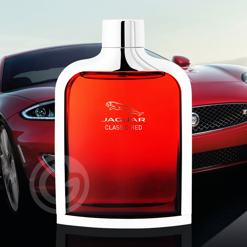 perfume jaguar classic red eau de toilette masculino. Black Bedroom Furniture Sets. Home Design Ideas