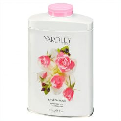 English Rose Yardley Talco Perfumado