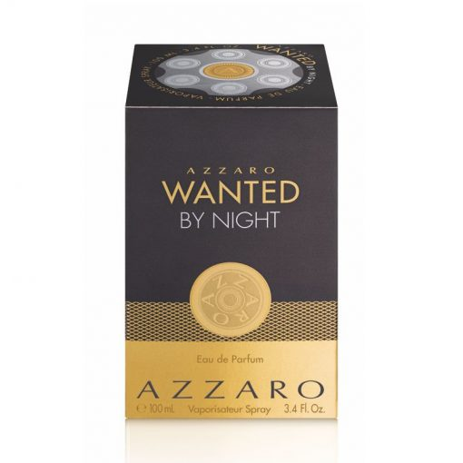 Perfume Azzaro Wanted by Night Eau de Parfum Masculino