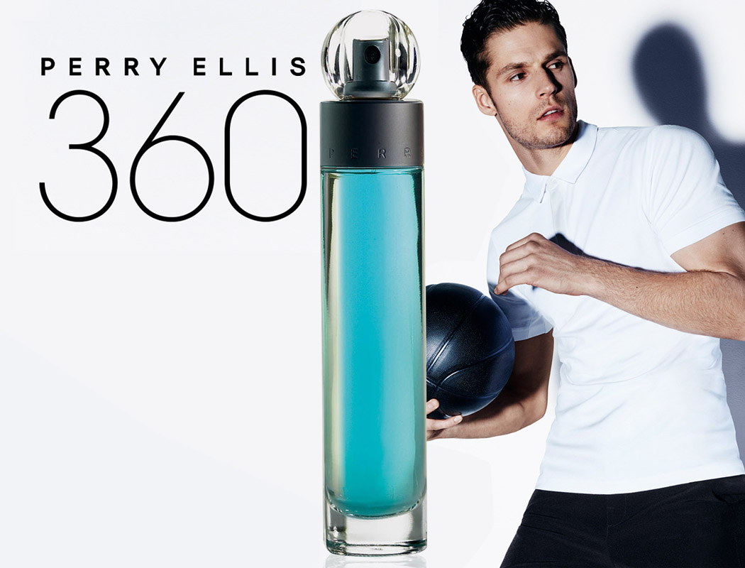 Perfume Perry Ellis 360º For Men Eau de Toilette Masculino