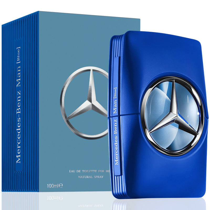 perfume mercedes benz man blue eau de toilette giraofertas. Black Bedroom Furniture Sets. Home Design Ideas