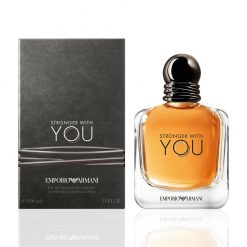 Stronger With You Giorgio Armani Eau de Toilette Masculino