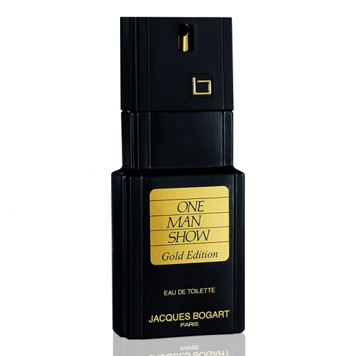Perfume One Man Show Gold Edition Jacques Bogart