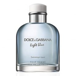 Dolce & Gabbana Light Blue Swimming in Lipari Eau de Toilette Masculino