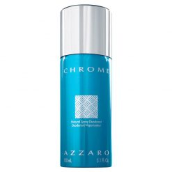 Chrome Azzaro Desodorante Perfumado 150ml