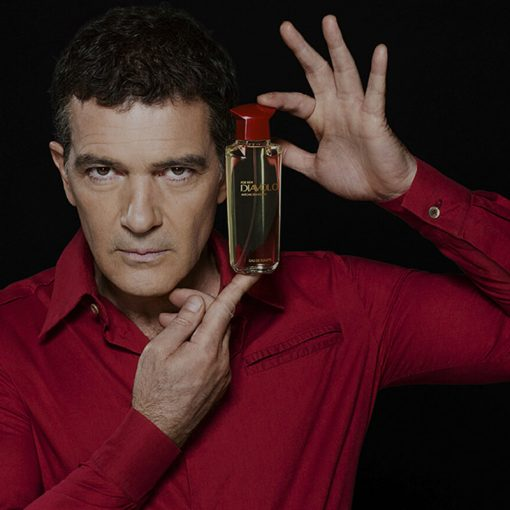 Diavolo For Men Antonio Banderas Eau de Toilette Masculino