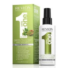 Revlon Professional Uniq One All In One Green Tea Scent Hair Treatment - Leave-in