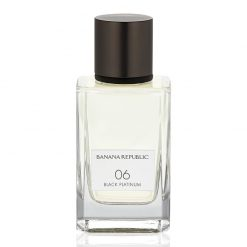 06 Black Platinum Banana Republic Eau de Parfum Unissex