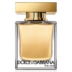 The One Dolce & Gabbana Eau de Toilette Feminino