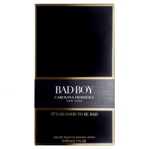 Bad Boy Carolina Herrera Eau de Toilette Masculino