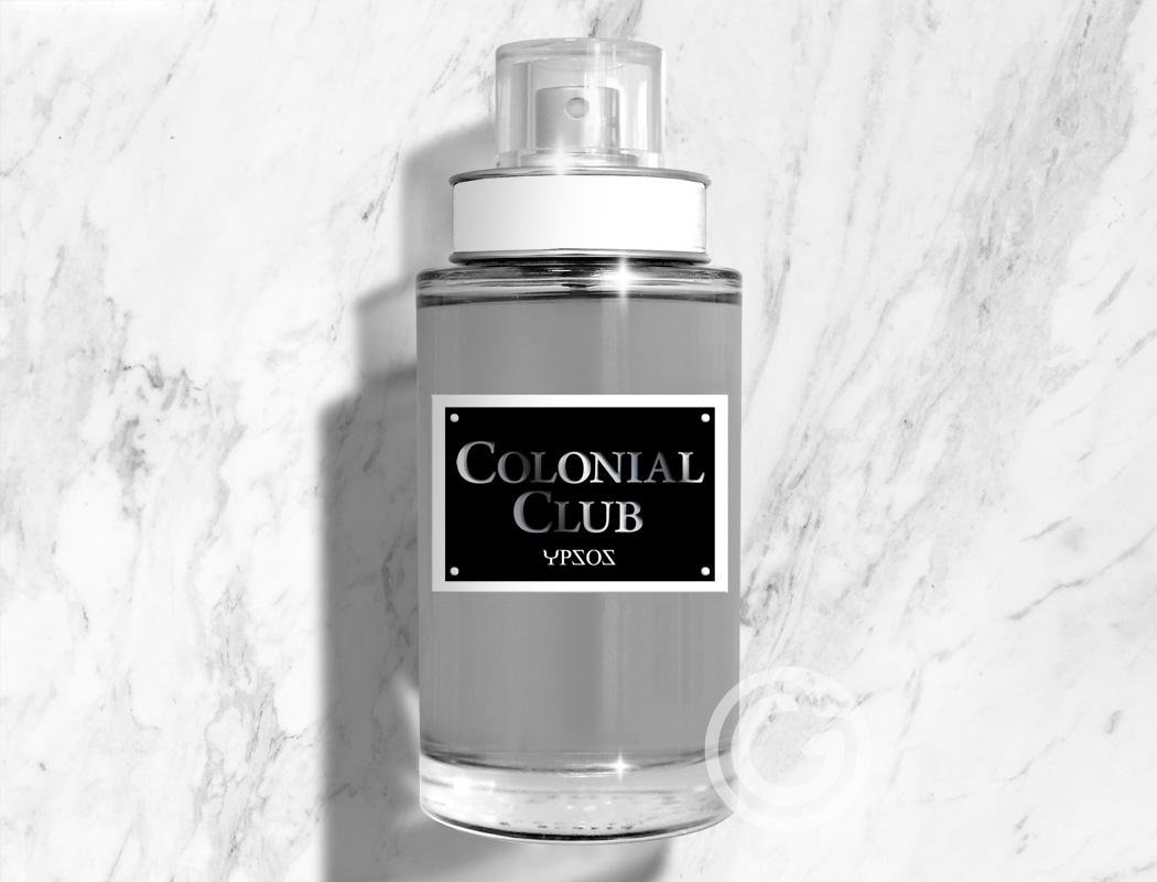 Colonial Club Ypsos Jeanne Arthes Eau de Toilette Masculino