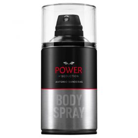 Power of Seduction Antonio Banderas Body Spray