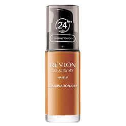 Colorstay Pump Combination/Oily Skin Revlon - Base Líquida 410 Cappuccino