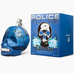 To Be Tattooart Police Eau de Toilette Masculino