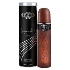 Perfume Cuba Signature Eau de Toilette Masculino